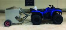 Approdis Chariot Pousse Quad, Prodirect-Agriculture