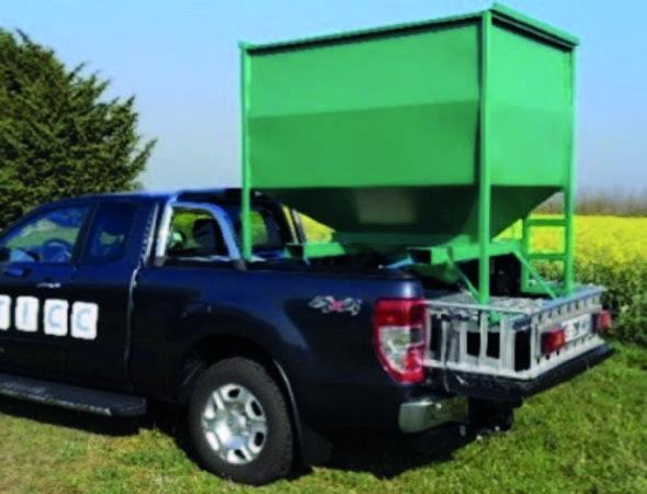 Ticc Platforme Pickup, Prodirect-Agriculture