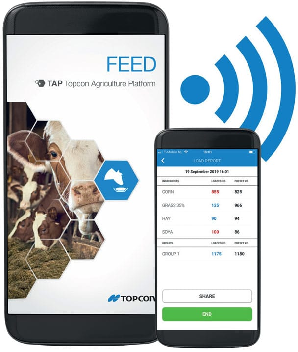 Topcon Feed Ap 1, Prodirect-Agriculture